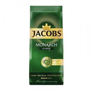 Кофе Jacobs Monarch натурал. мол., 070 г м/у