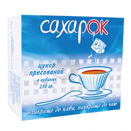 Цукор Сахарок 250 гр. рафінад