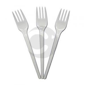 Посуд одноразовий Виделки