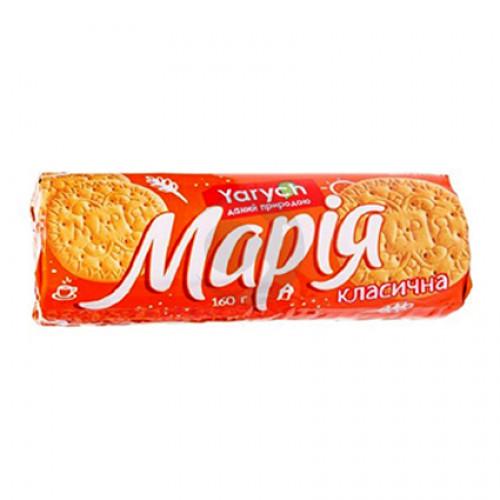 Печиво Ярич Марія класична 160гр