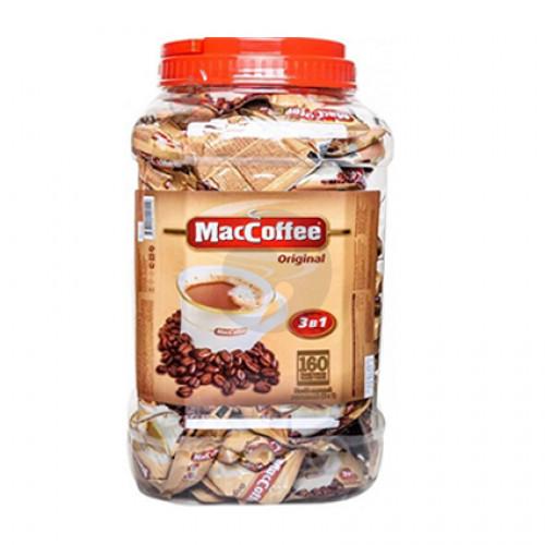 Кофе МакКофе 3 в 1 БАНКА (160шт/уп)