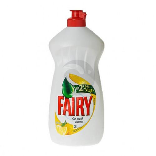 Засіб для посуду Fairy 500мл ЛИМОН