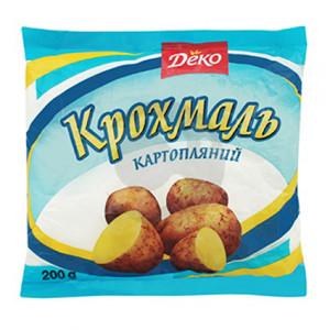 Деко Крахмал картофельный 200г