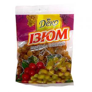 Деко Ізюм (Родзинки) світлий 80г