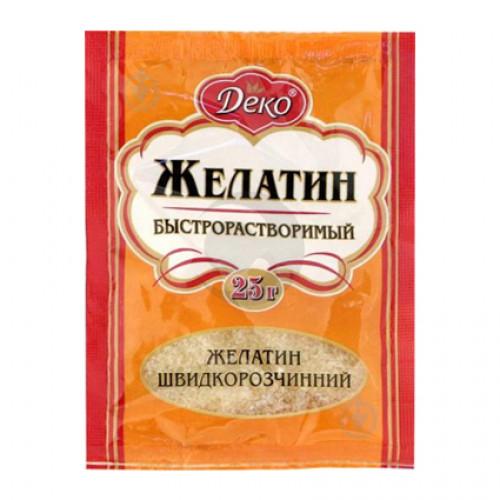 Деко Желатин 25г