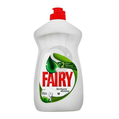 Средство для посуды Fairy 500мл Зеленое яблоко