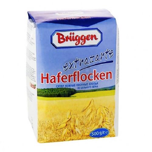 Хлопья овсяные Briiggen Holsten 500 г