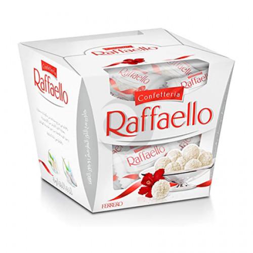 Цукерки в коробці Рафаелло T15 150г Ферреро