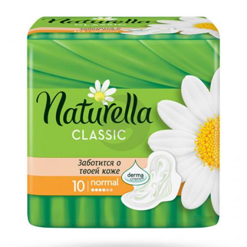 Прокладки Naturella 10шт Normal CLASSIC 4к