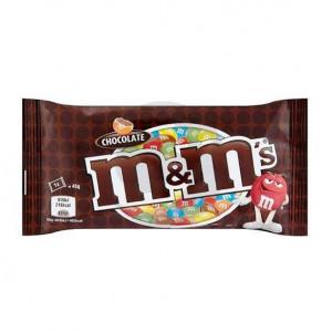 Драже М энд Мс 045г шоколад Марс 24 шт / блок