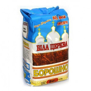 Борошно БЦ Хлібопекарське 2кг