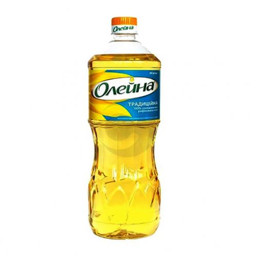Олія Олейна 0,85л. Традиційна рафінована