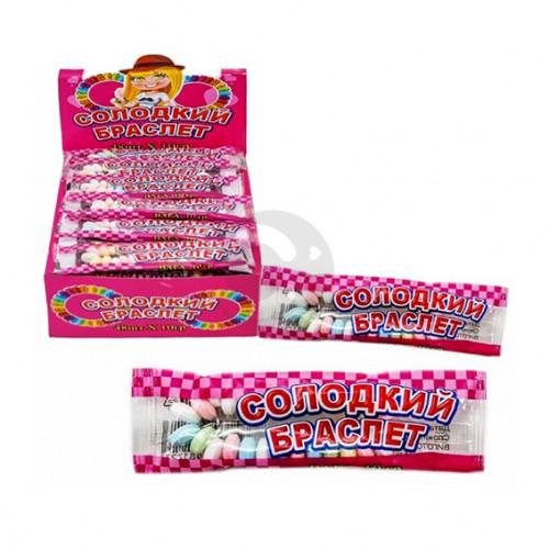 Браслетик Девочка конфеты 48шт * 10г