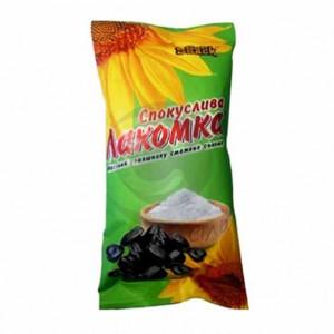 Насіння Спокуслива Лакомка Sun Snack смажене Сіль150г