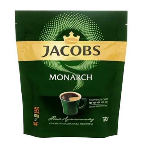 Кава Jacobs Monarch розчинна, 030г м/у
