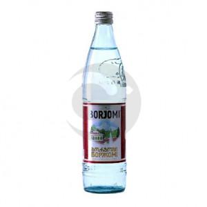 Вода мінеральна BORJOMI 0,5л газ. с/б. Ціна вказана за упаковку ( 1уп/12бут)