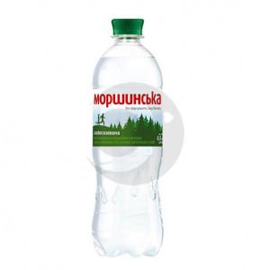 Вода минеральная Моршинская 0,5л слабогазированная ПЭТ. Цена указана за упаковку (1уп / 12бут)