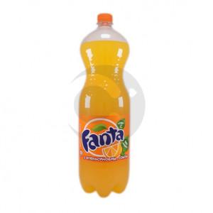 Вода солодка Fanta 2л (1уп/6бут)