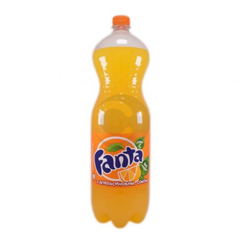 Вода сладкая Fanta 2л (1уп / 6бут)