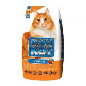 Корм для котов СУХОЙ ПанКот Курица 400гр