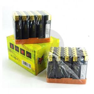 Зажигалки xFOX Пьезо бархатная FX-189RB-F2 25 шт / бл