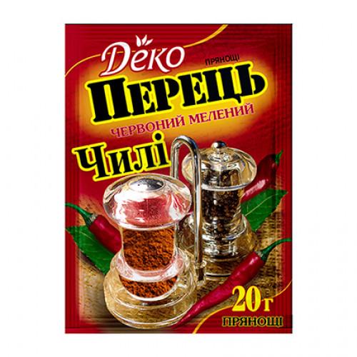 Деко Перец 20г Красный молотый