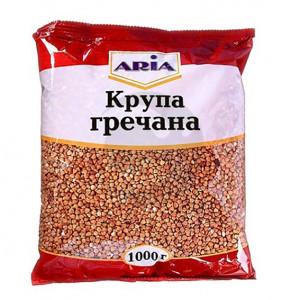 ARIA Крупа Гречневая 1кг