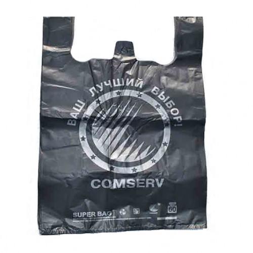 Пакети Майка Comserv (60кг) 40*60 100 шт/уп (БМВ)