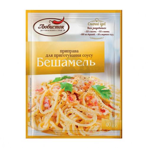Любисток Вкусные Идеи Приправа 40г для соуса бешамель