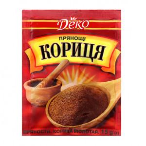 Деко Корица 15г