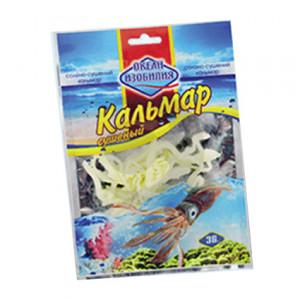 Рыба сушеная Океан изобилия Кальмар сушеный 18гр.