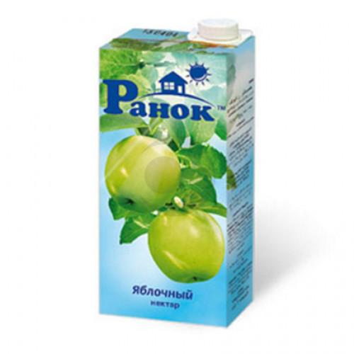 Нектар Ранок 1л яблучний