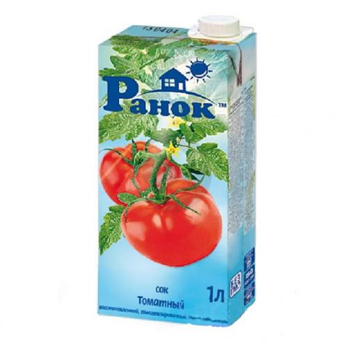 Сок Ранок 1л томатный